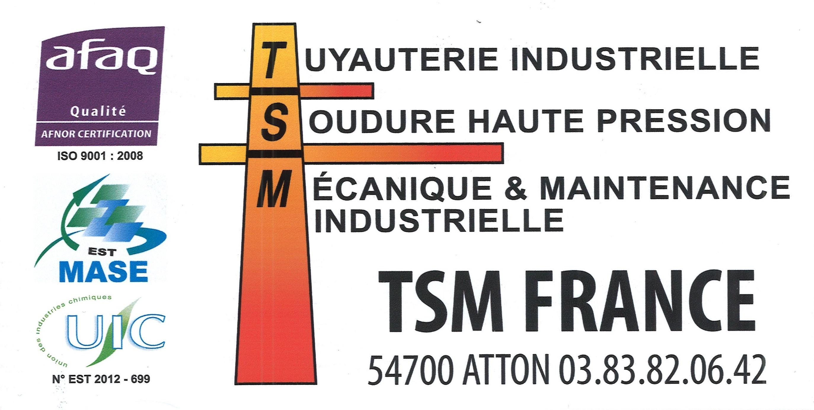 TSM FRANCE