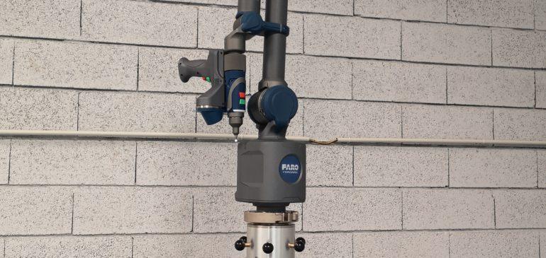 FARO QUANTUM S V2 bras de mesure + scanning